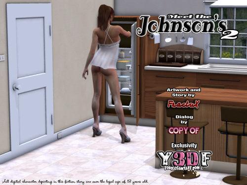 Meet The Johnson's family 2- Y3DF