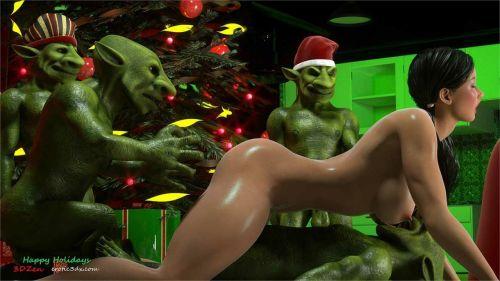 Carinas Night Brfore Christmas - part 3