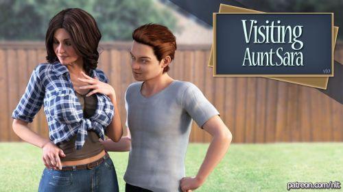 Visiting Aunt Sara